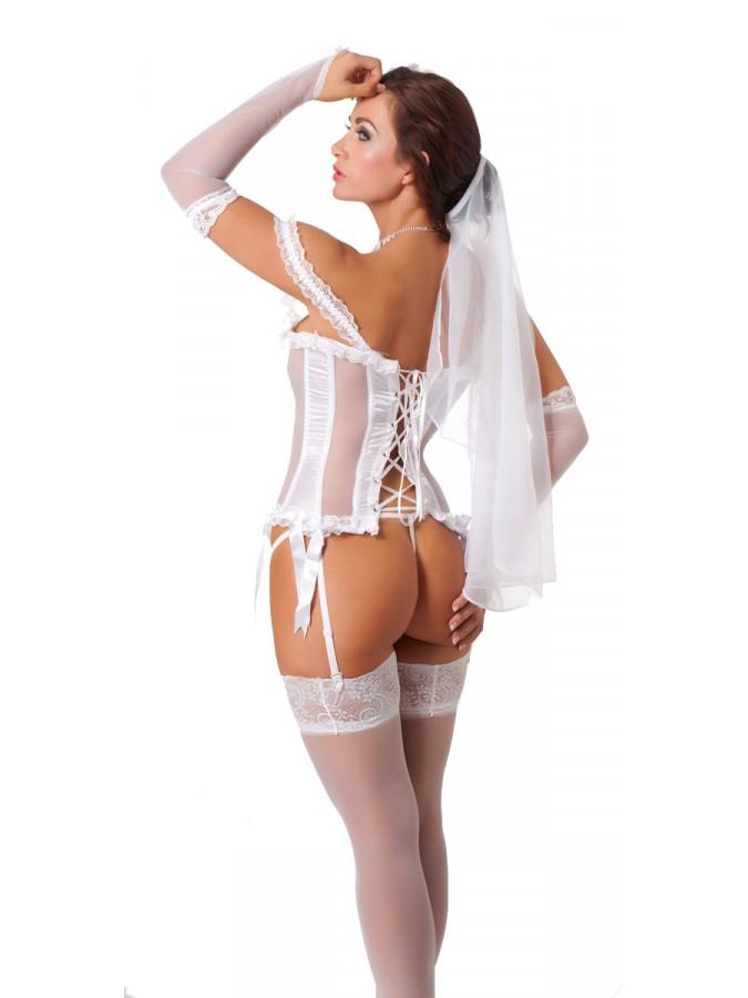 PleasureAndFun - Bruidscorset