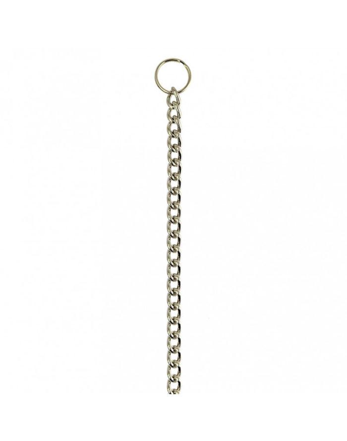 PleasureAndFun - Ketting met sleutelringen 50 cm.