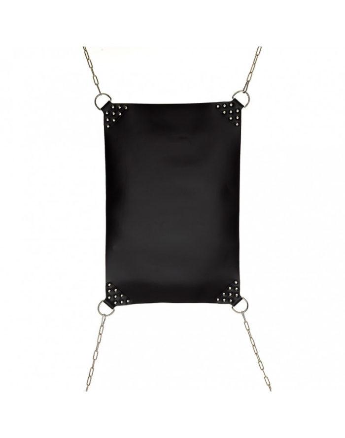 PleasureAndFun - Sling / Hangmat met extra heavy hoeken met D-ringen. (zonder ketting)