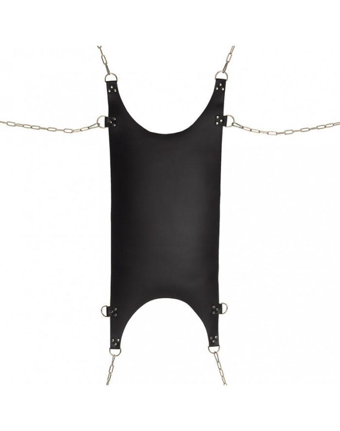 PleasureAndFun - Sling / Hangmat met D-Ringen. (zonder ketting)