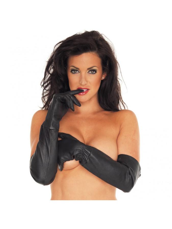 PleasureAndFun - Lange handschoenen