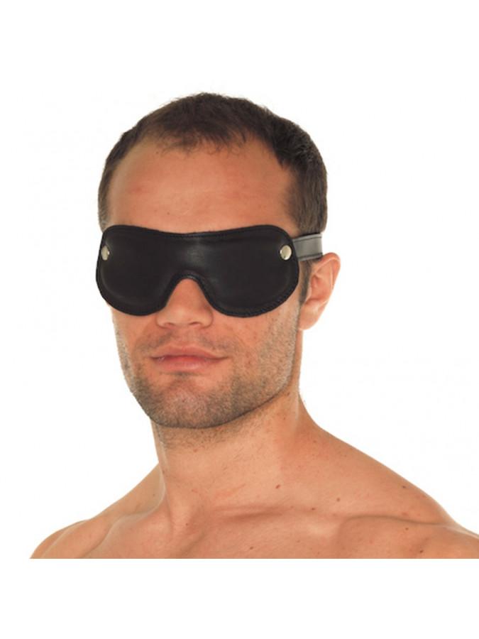 PleasureAndFun - Masker met kussen gevoerd