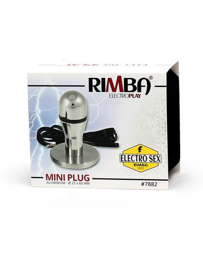 PleasureAndFun Electro Sex mini ballonplug