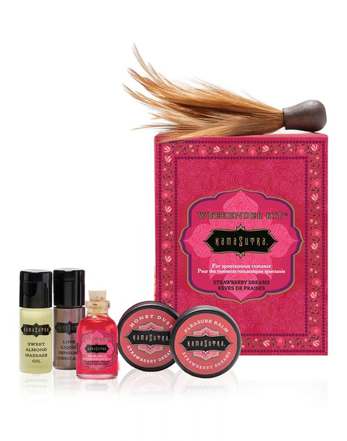 Kamasutra - Weekender Kit - Strawberry Dreams