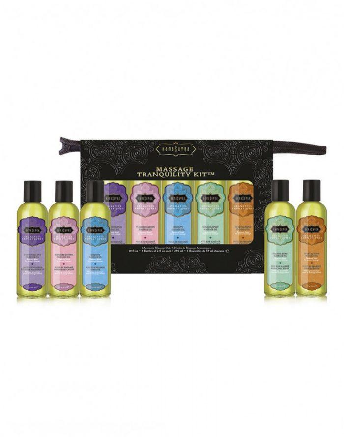 Kama Sutra - Massage Therapy Kit