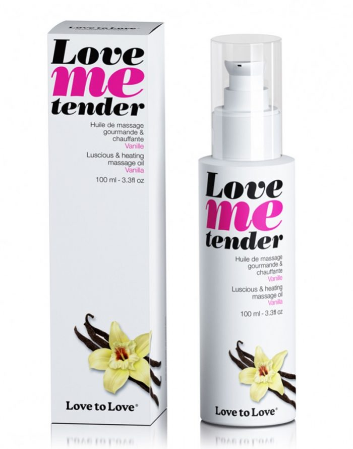 Love me Tender - Vanille