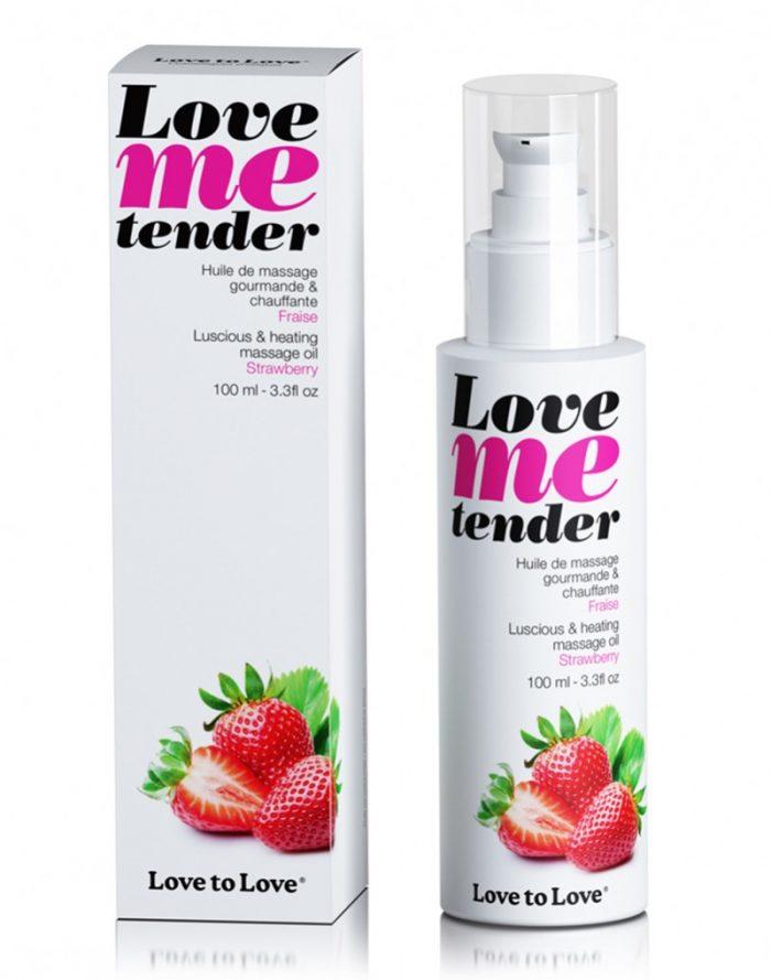 Love me Tender - Aardbei