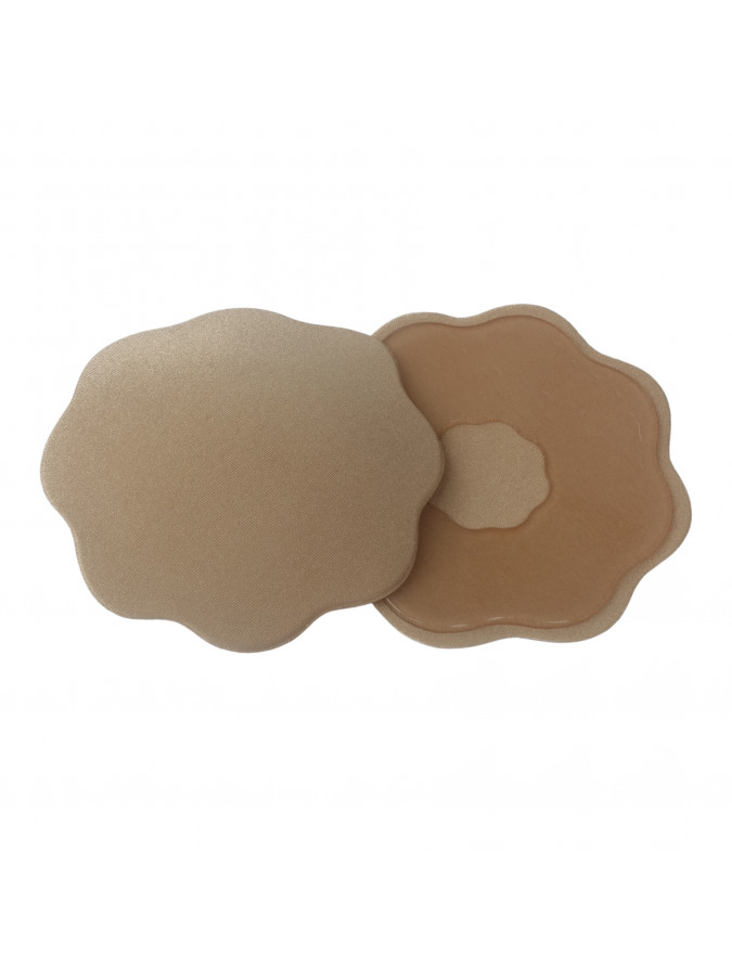 Silk-Silicone Nipple Covers 2 paar