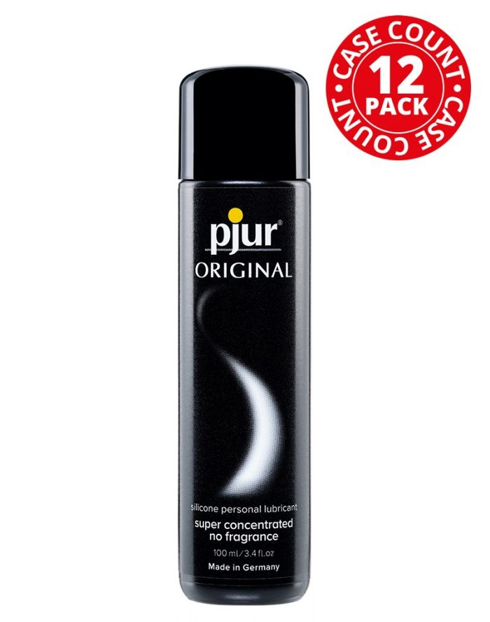 Pjur Original 100 ml (12 pack case count)