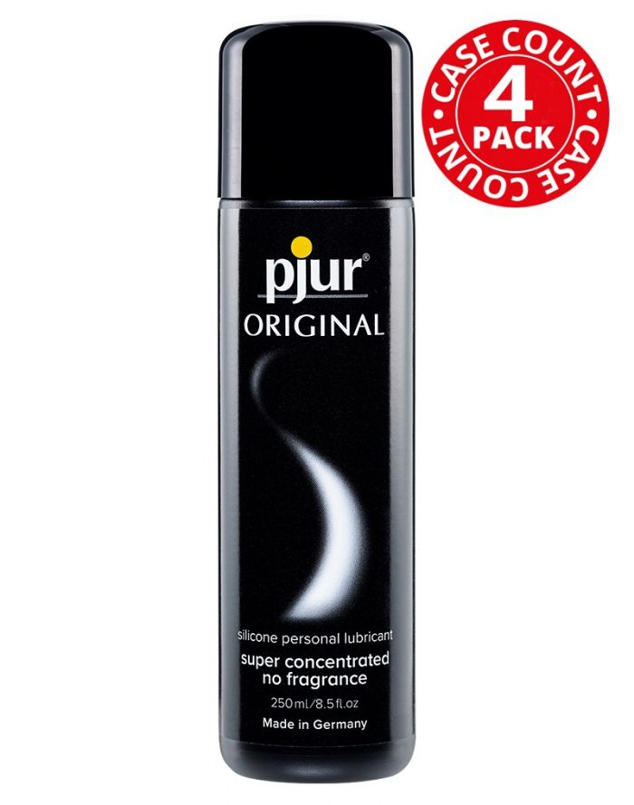 Pjur Original 250 ml (4 pack case count)