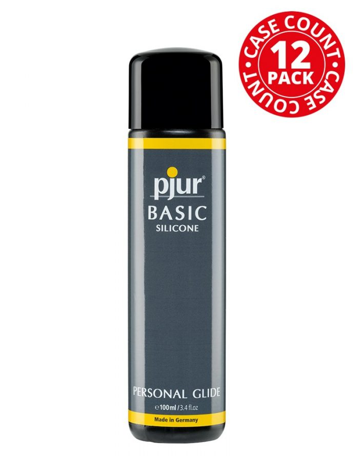 Pjur BASIC SILICONE 100 ml (12 pack case count)