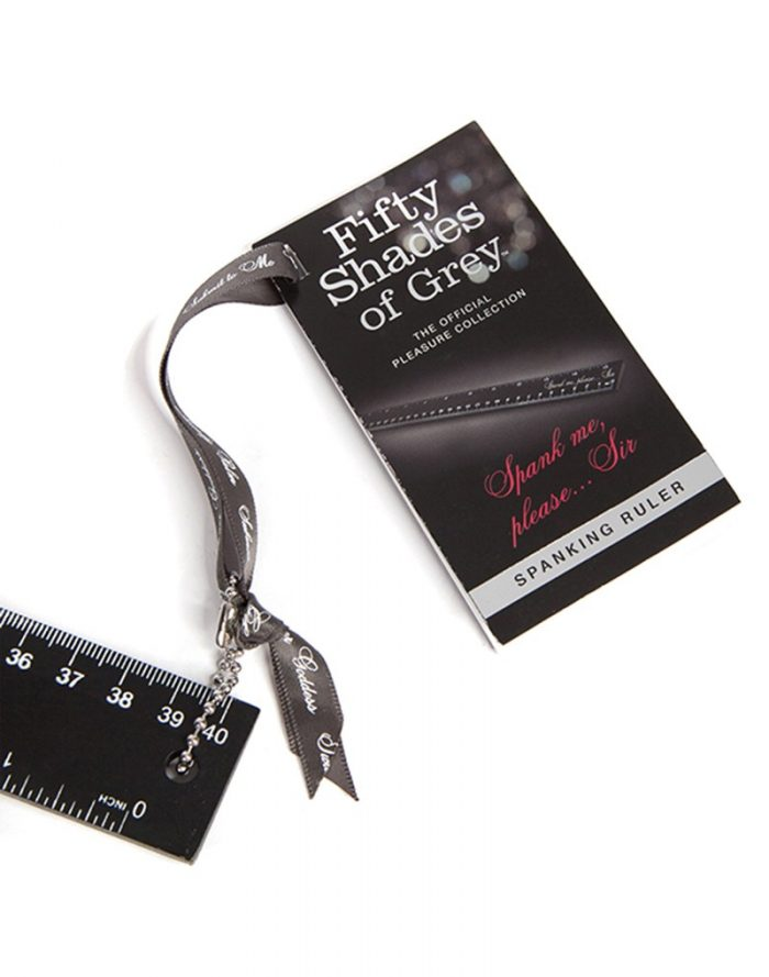 Spank Me Please - FSOG Spanking Ruler