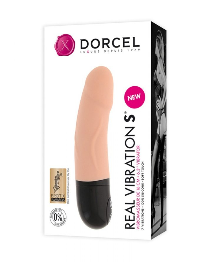 Dorcel Real Vibration S - 6071052