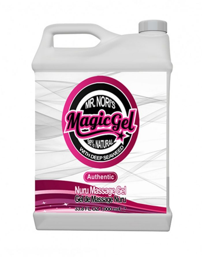 Nuru MagicGel Authentic 1000 ml.