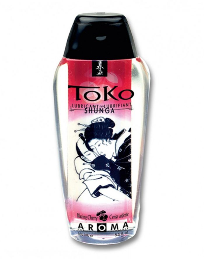 Shunga - Toko Aroma Waterbased - Blazing Cherry 165 ml.