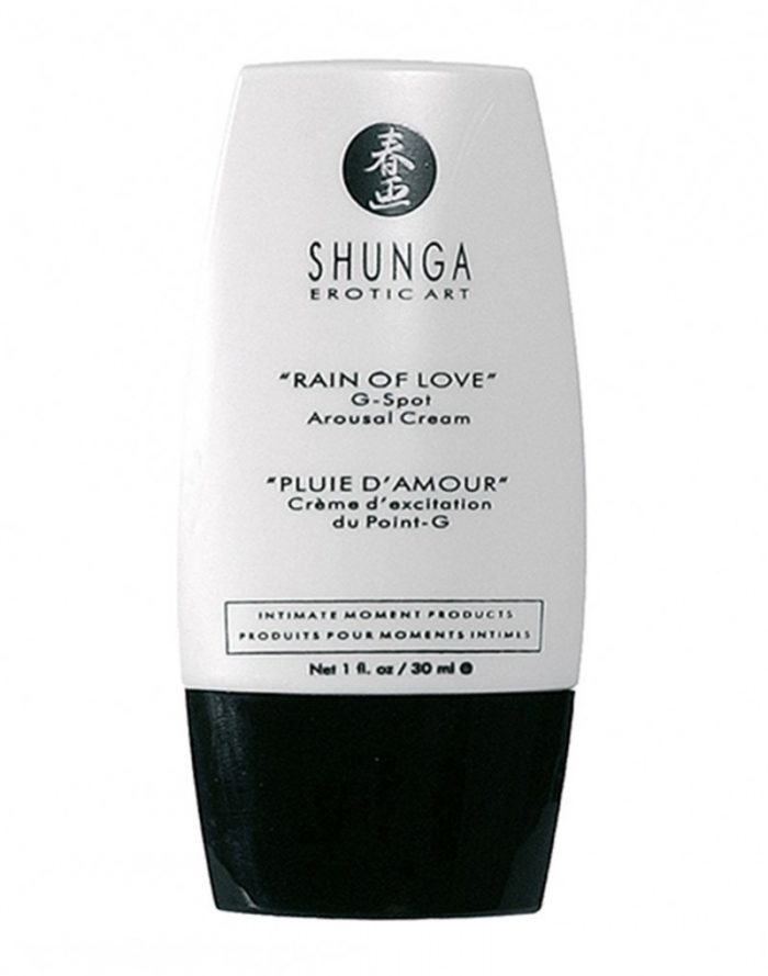 Shunga - G-Spot Arousal Cream - Rain of Love 30 ml.
