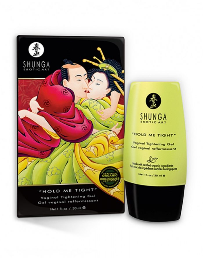 Shunga - Female Tightening Gel - Hold Me Tight 30 ml.