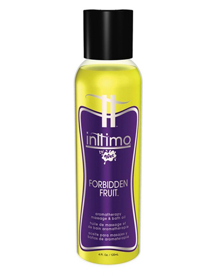 Inttimo by Wet Massage Oil Forbidden Fruit 120ml.