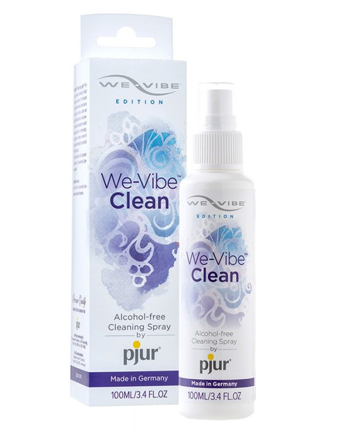 We-Vibe cleaning spray MADE BY PJUR 100 ML