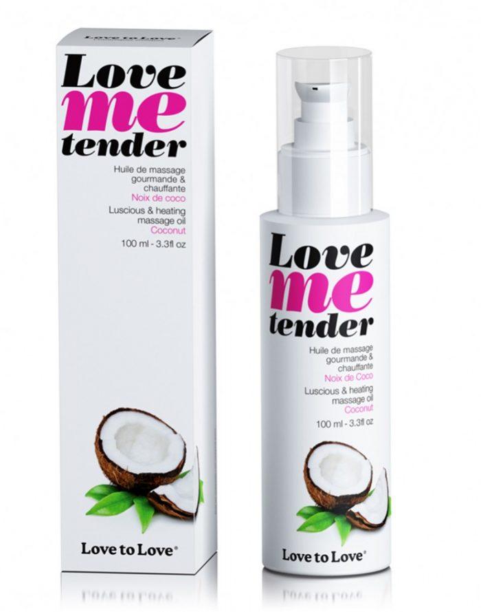 Love Me Tender - Kokosnoot