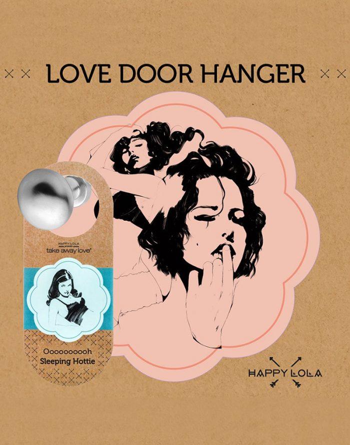 Happy Lola - Deur Hanger