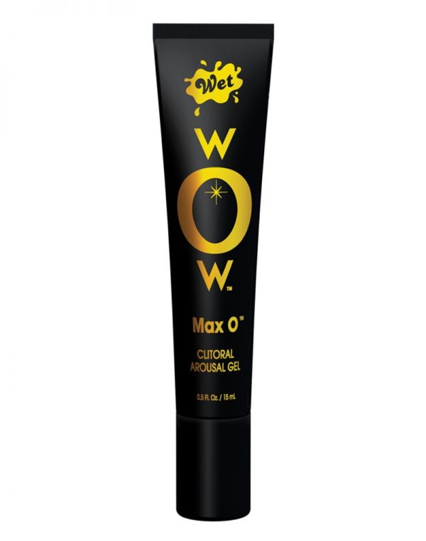 WET WoW Max O Clitoral Arousal Gel 15mL