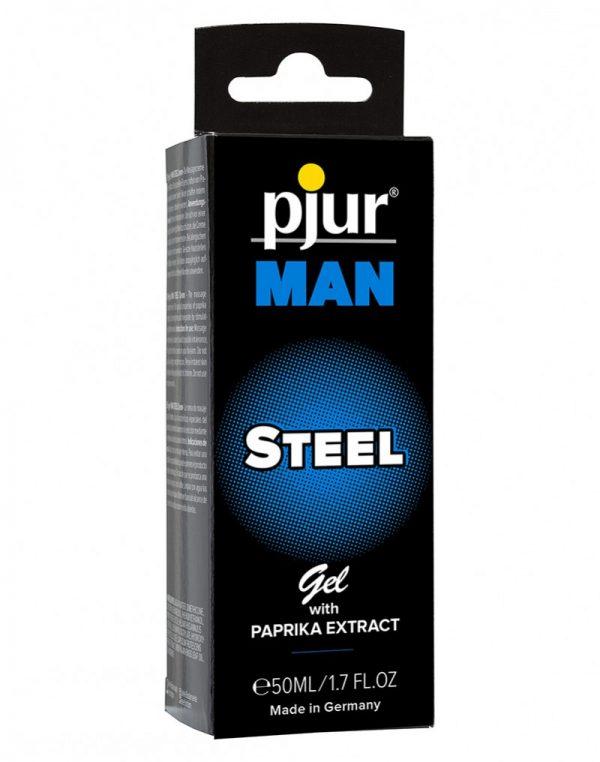 PJUR MAN STEEL Cream 50 ml.