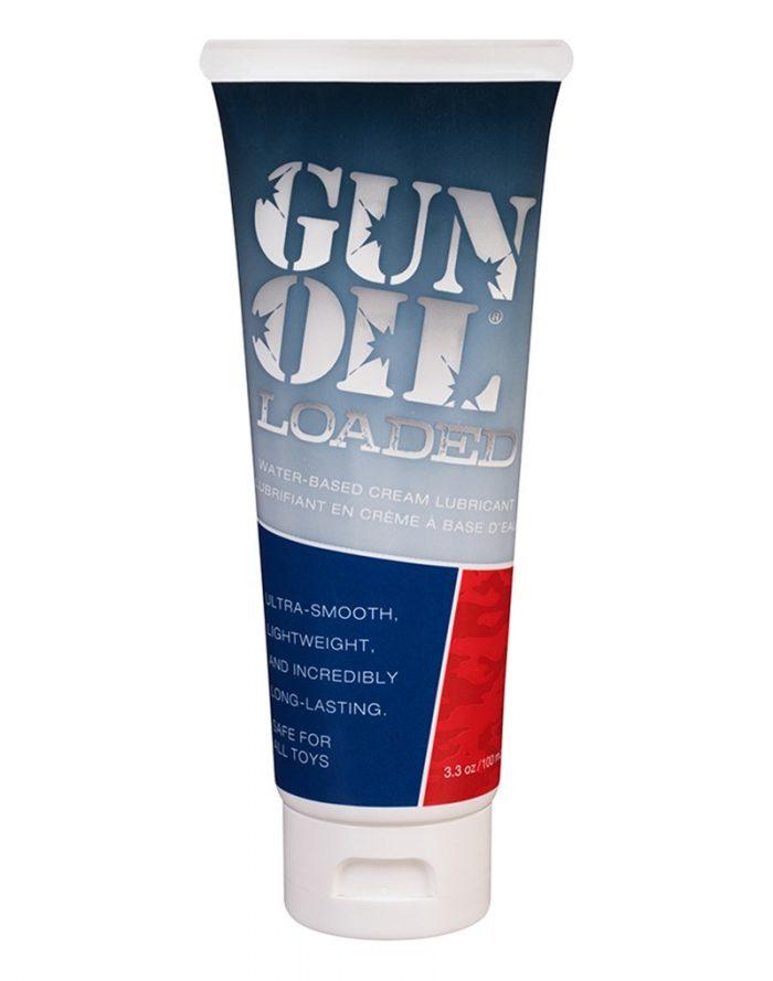 GUN OIL Loaded 100 ml.