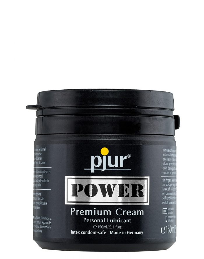 PJUR Power Premium Creme 150 ml.