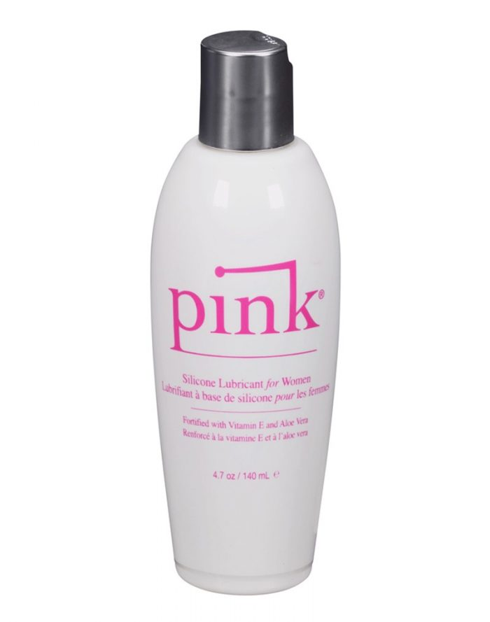 Pink Silicone 140 ml