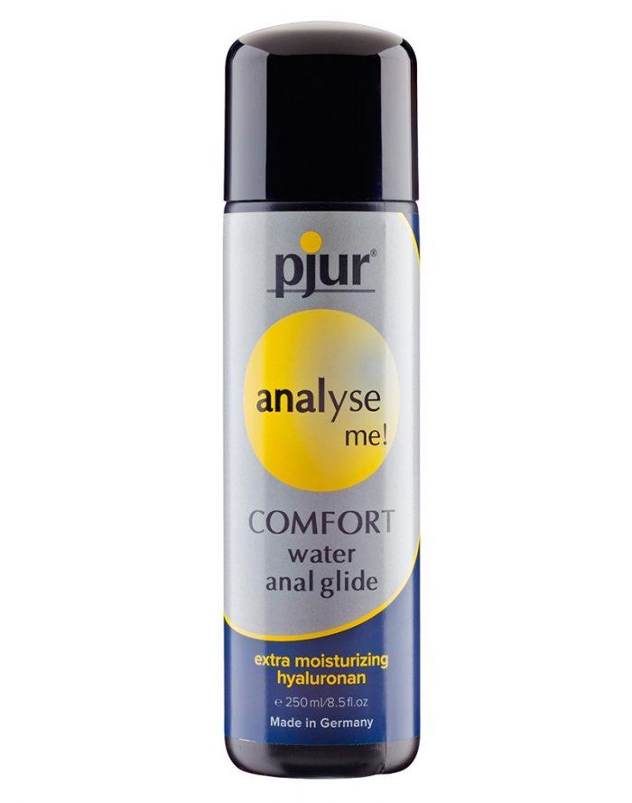 PJUR Analyse Me - Comfort Water 250 ml.