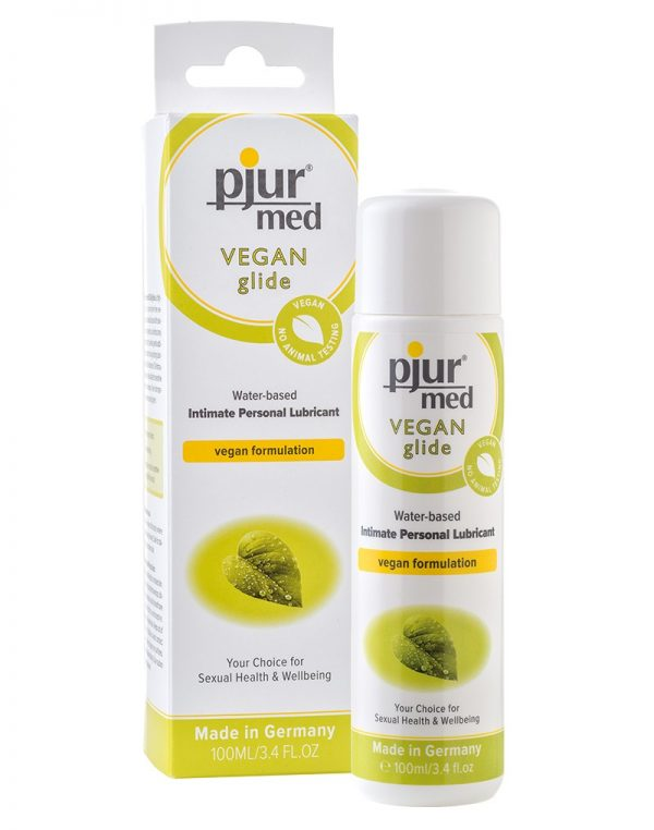 PJUR Med Vegan Glide Water Based