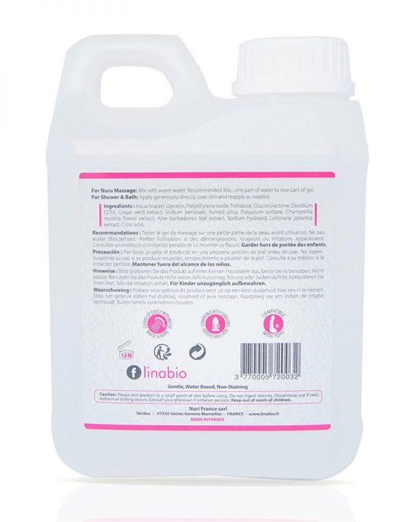 NÜ Nuru Gel Original 1000 ml.