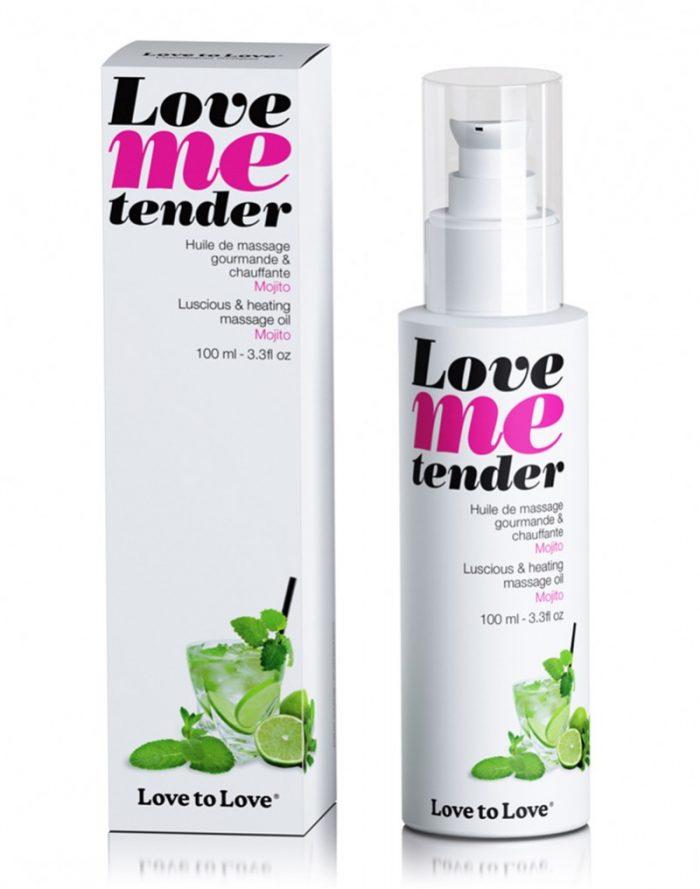Love Me Tender - Mojito