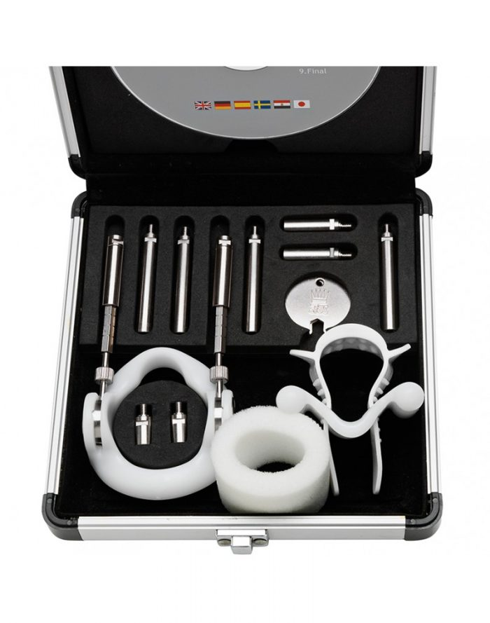 Jes-Extender Titanium Shop Tester Kit + Gratis Tester
