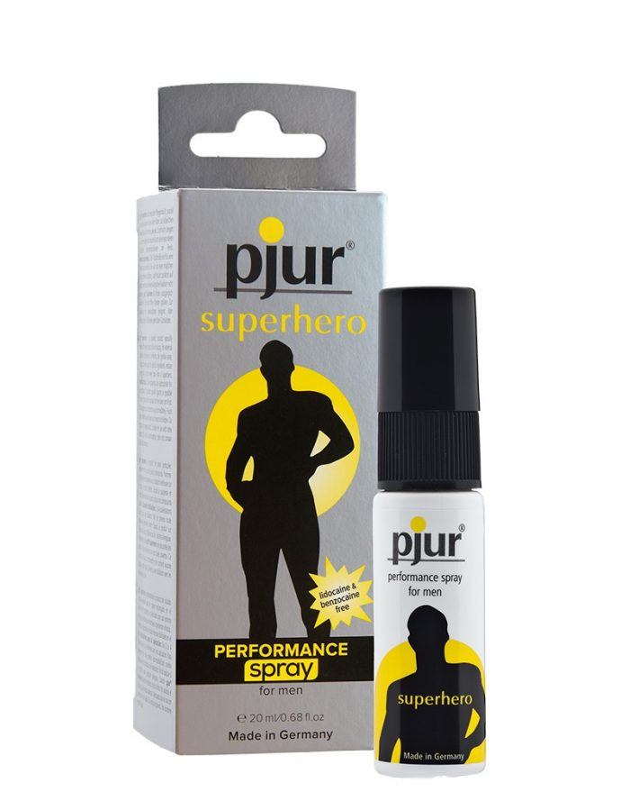 Pjur Superhero - Delay Spray 20 ml.