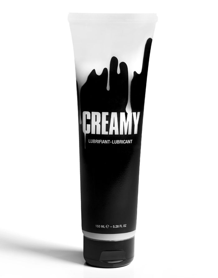 Creamy Lubricant 150ml.