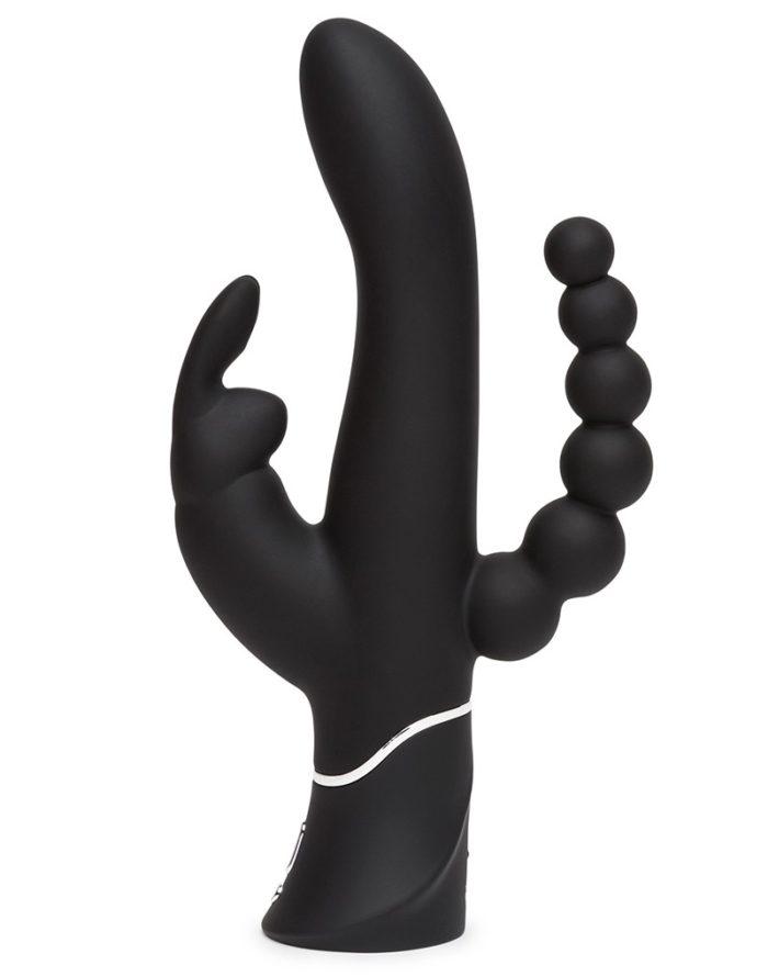 Happyrabbit Triple Curve Black