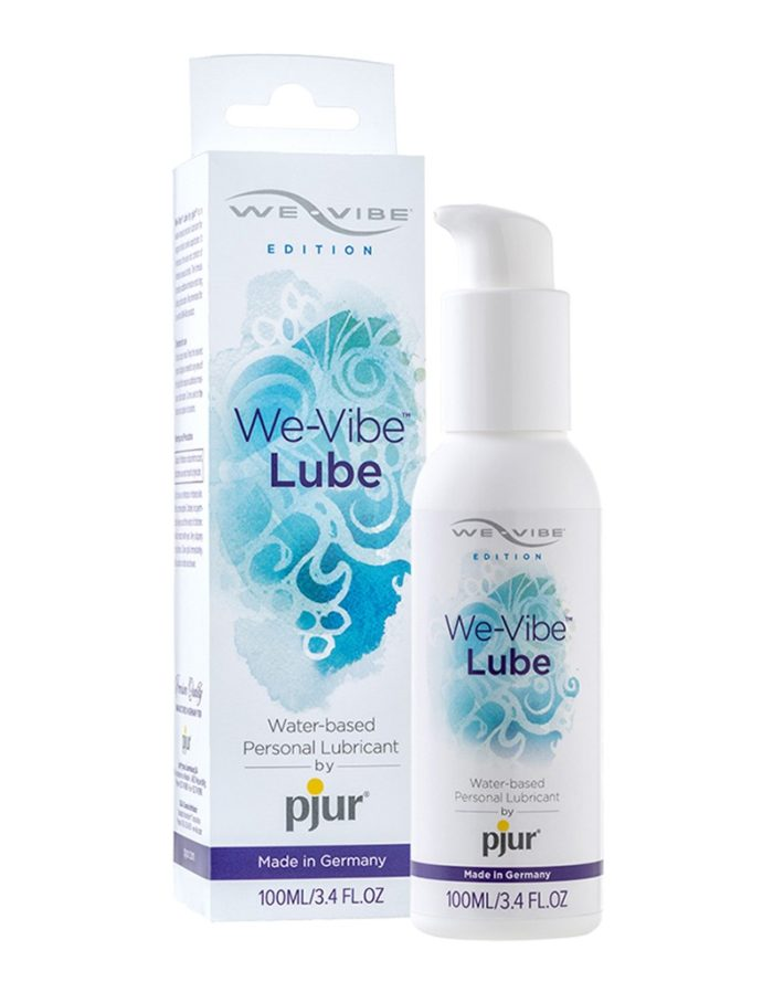 We-Vibe lUBE WATER-BASED MADE BY PJUR 100 ML
