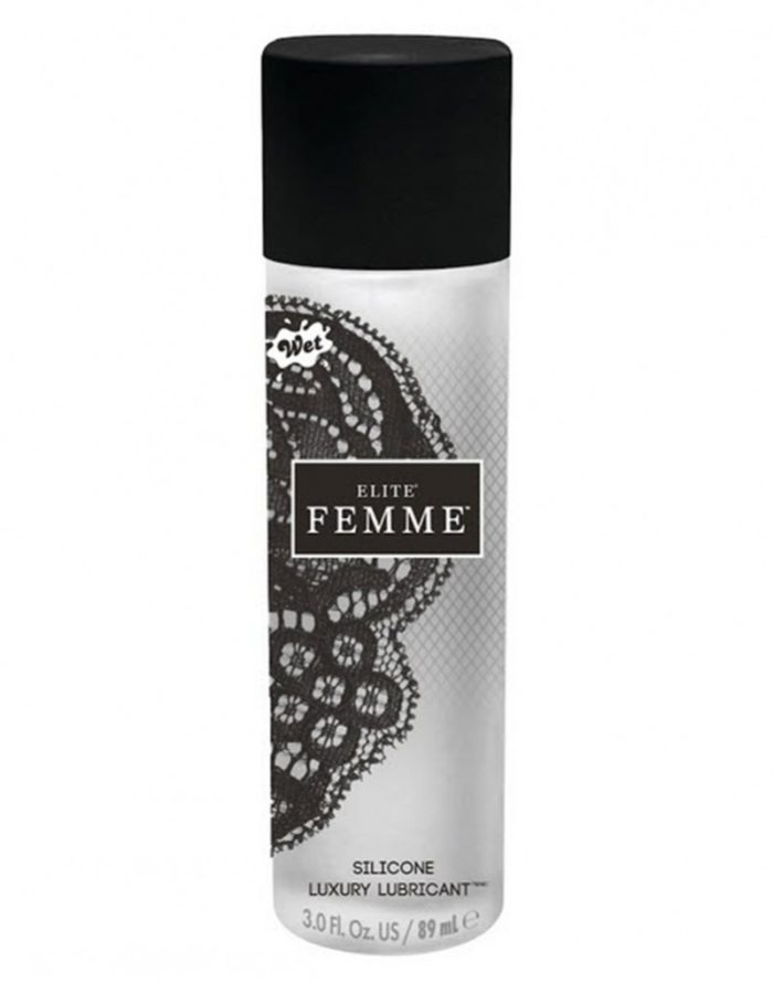 Wet Elite Femme Pure Silicone 89ml.