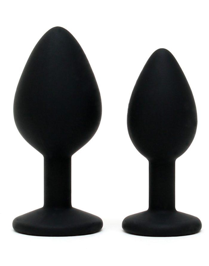 PleasureAndFun - Buttplug Duo Set