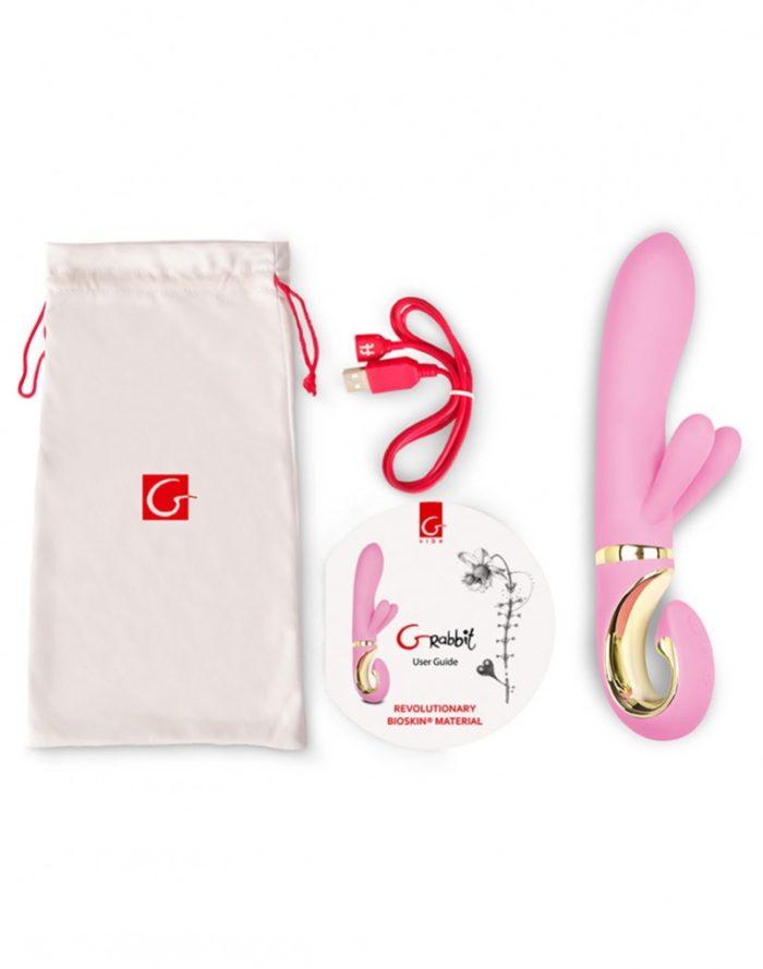 Grabbit - Candy Pink