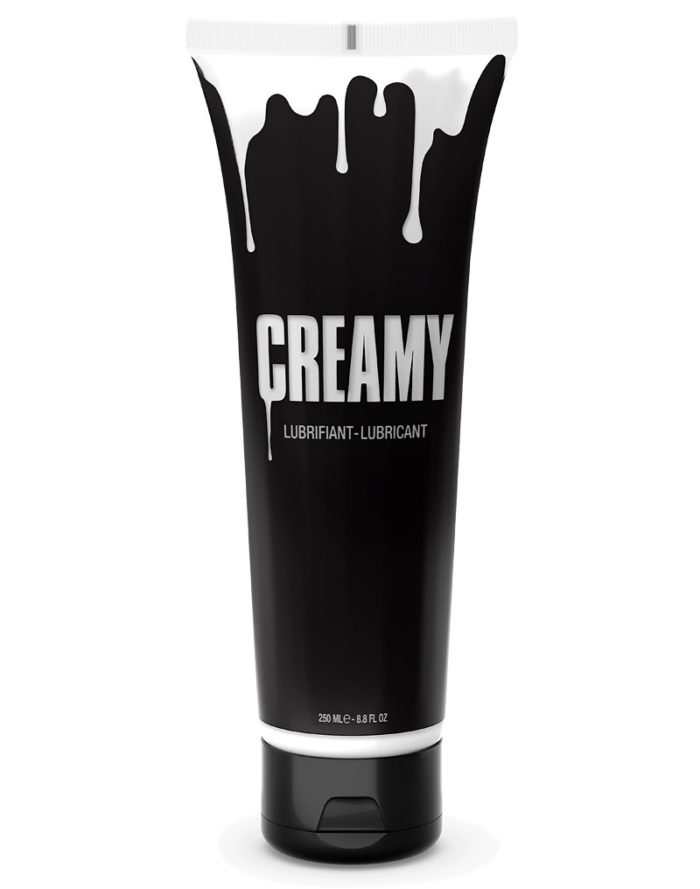 Creamy Lubricant 250ml.