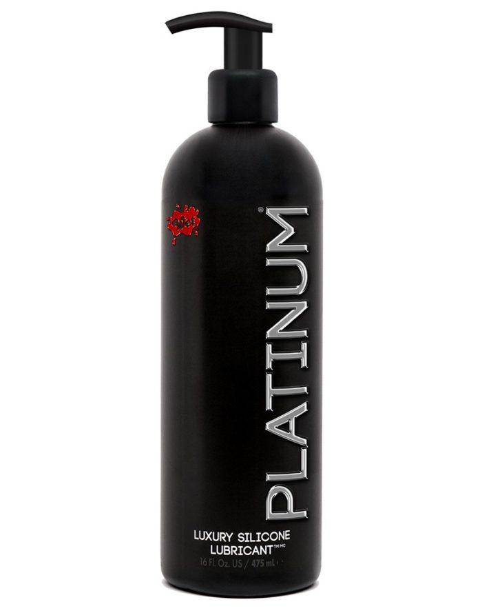 Wet Platinum Silicone 475ml.