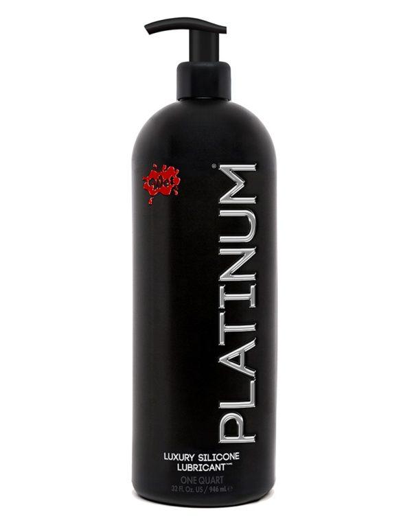 Wet Platinum Silicone 946ml.