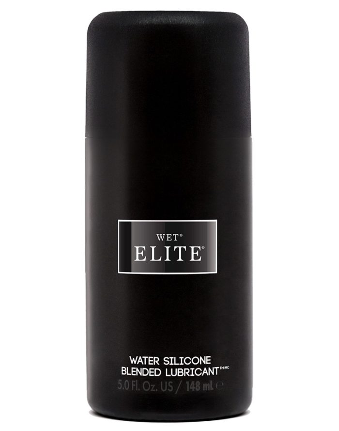 WET - Elite Black Water Silicone Blend 148ml.