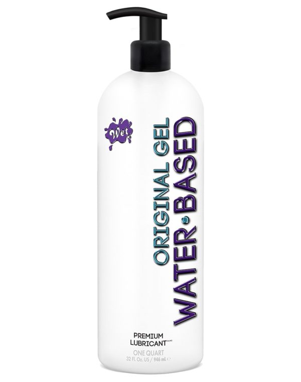 Wet Original Water 946ml. with Pump