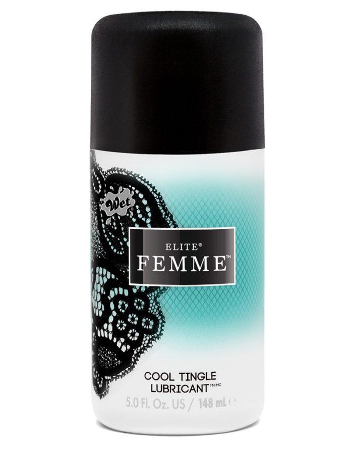 Wet Elite Femme Cool Tingle 148ml.