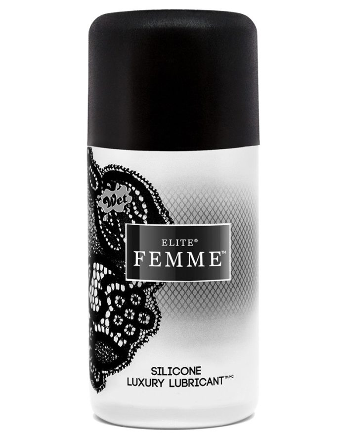 Wet Elite Femme Pure Silicone 148ml.