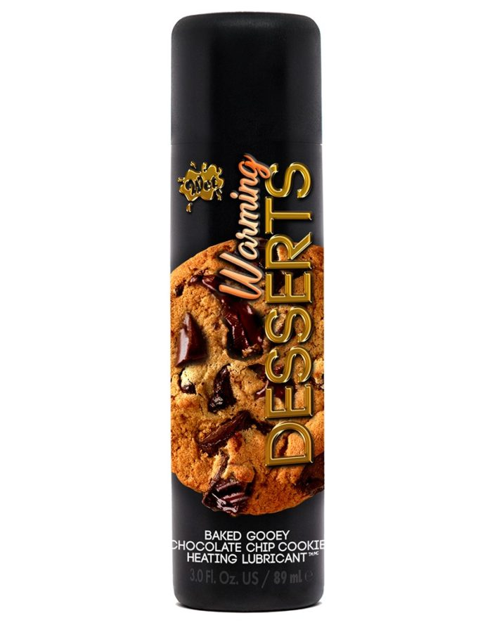 WET Warming Desserts Baked Gooey Chocolate Chip Cookie 89ml.